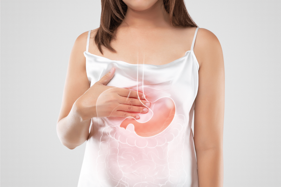 bioenergy nutrition integratori sportivi alimentazione cuneo Sindrome da reflusso gastroesofageo (GERD)