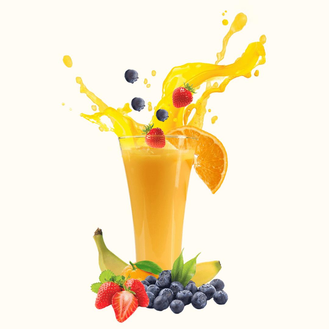 succhi di frutta ph acido