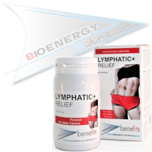 Benefits - Fitness Experience-LYMPHATIC +  Relief ( conf. 60 cps. da  650 mg.)