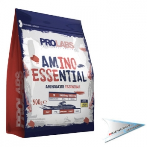 Prolabs-AMINO ESSENTIAL - ( conf. Busta 500 gr.)   Limone