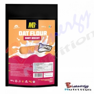 MasterGroup-Yummy Line Farina D'avena Micronizzata Baby Biscuit 800g