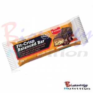 Named-Fit Crisp Balanced Bar (conf. 24 barr. da 38 gr.)   Cioccolato