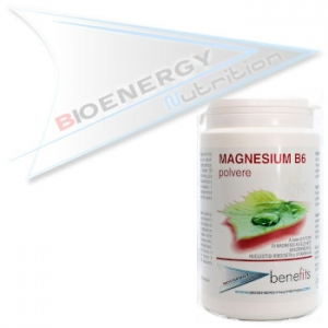 Benefits - Fitness Experience-MAGNESIO B6 ( conf. 200 gr.)