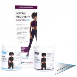 Benefits - Fitness Experience-Matrix  ( conf. 60 cps. +  60 cps.  da  500 mg.)